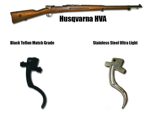 Photo of Husqvarna rifle