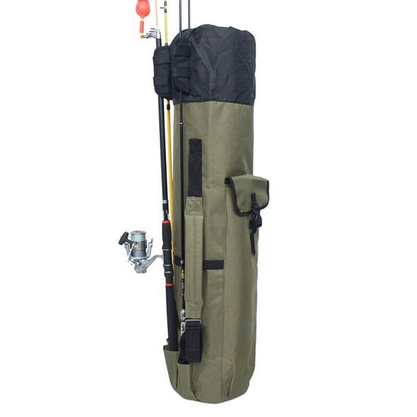 Multi-Function Fishing Rod Bag