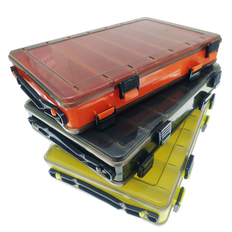 Double-faced Tackle Box