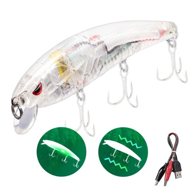 Electric Fishing Lure