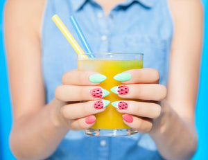 Eat your way to healthy nails
