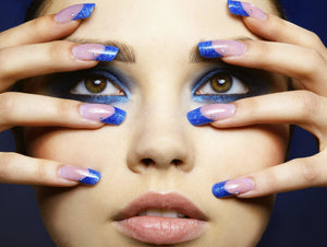 Latest trends in nail art