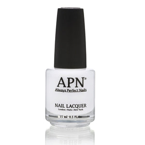 APN | Always Perfect Nails | White Salt | Nail Polish No.1. - Chroma Gel