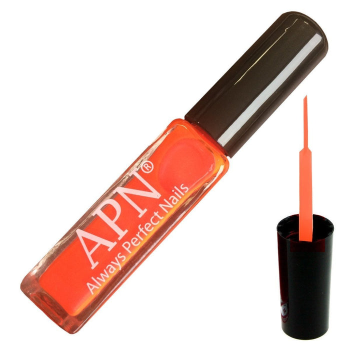 APN Nail Art Liner for Nail Polish Design line - Orange