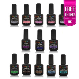 Chroma Gel 1 Step Gel New Collection - Chroma Gel