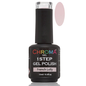 Chroma Gel 1 Step Gel Polish French Lolly No.80 - Chroma Gel