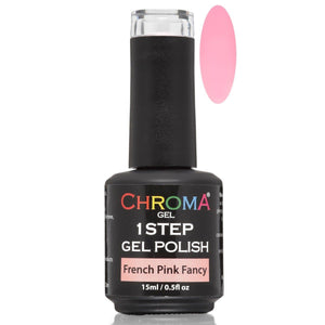 Chroma Gel 1 Step Gel Polish French Pink Fancy No.65 - Chroma Gel