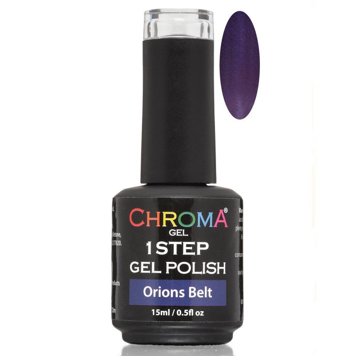 Chroma Gel 1 Step Gel Polish Orions Belt No.53