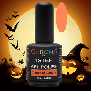 Chroma Gel 1 Step Gel Polish Tribute To Couture No.52 - Chroma Gel
