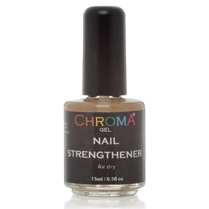 Chroma Gel Nail Strengthener 15ml - Air Dry - Chroma Gel