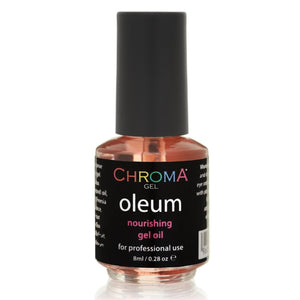 Chroma Gel Oleum | Nourishing Nail Oil - Chroma Gel