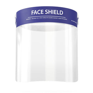 Face Shield Pack of 10 - Chroma Gel