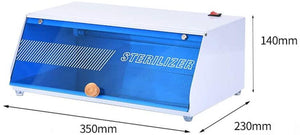 UV Cabinet Steriliser Professional Salon Sterilization Box Beauty Disinfector Machine, Ultraviolet Light Disinfection Device Tattoo Nipper Nail Sterilizing Equipment - Chroma Gel