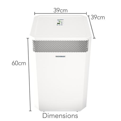 InovaAir AirClean DE20 Plus Air Purifier