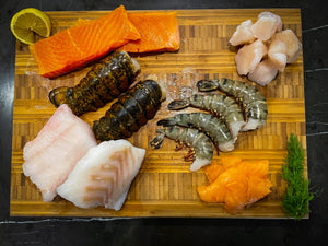 Holiday Seafood Box