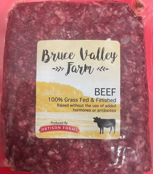 Artisan Farms Grass-Fed Lean Ground Beef (1lb)