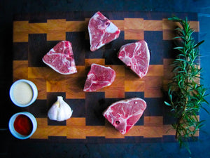 Load image into Gallery viewer, New Zealand Lamb Chops (5x3oz)
