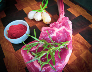 Grass Fed Frenched Veal Chop (13oz)