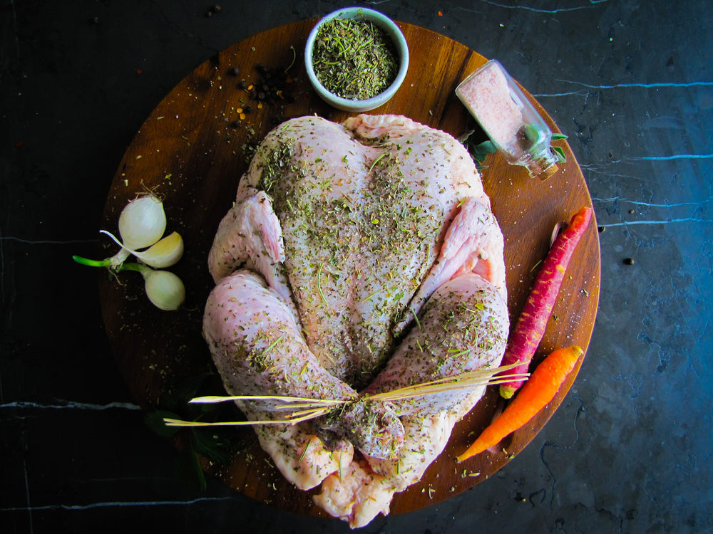 Whole Chicken (3-3.5lbs)