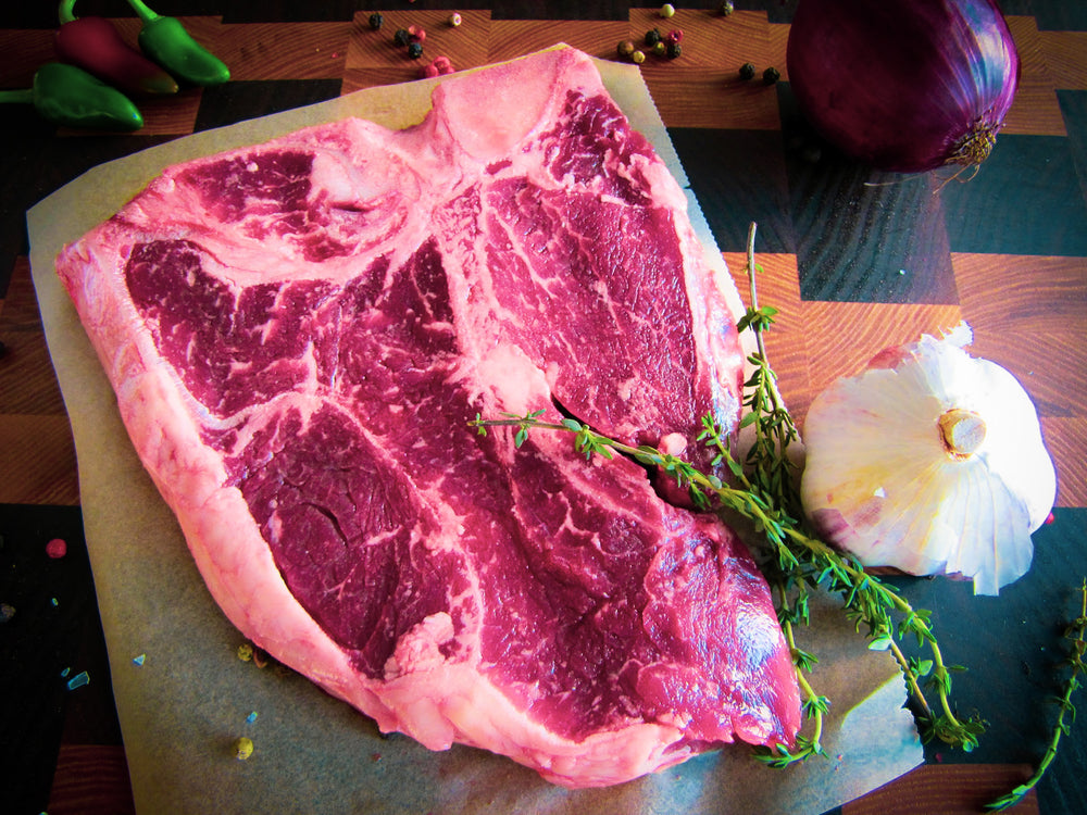Load image into Gallery viewer, AAA Porterhouse (24oz)