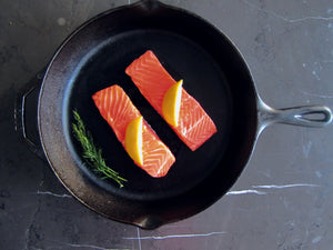 Norwegian Salmon Filet (6oz)