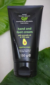 HAND AND FOOT CREAM | AVOCADO | 150g |