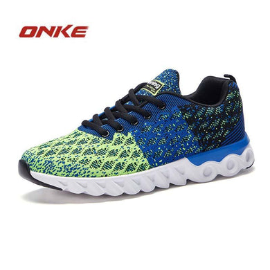 2016 Men's Running Shoes Gym Sports Lightweight Sneakers Springs High Quality Mesh For Running Man Zapatillas Deporte EU 39-44
