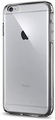 Spigen Coque iPhone 6 / 6s [Ultra Hybrid] Bumper Résistant Transparent An