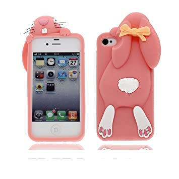 coque iphone 4 sili en vente