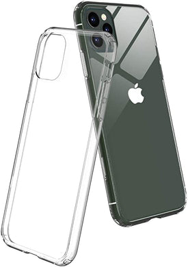 Syncwire Coque iPhone 11 Pro Max - Transparente Housse de Protection  Silicone Rigide Anti-Chocs Technologie de Coussins d'air Étuis iPhone 11  Pro Max Coque 65