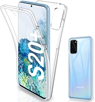 coque SAMSUNG galaxy S20 / S20 PLUS ULTRA housse etui integrale 360  transparente
