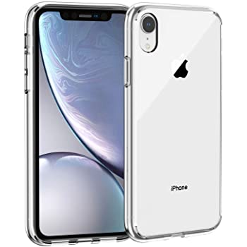 Syncwire Coque iPhone XR Transparente - Armor Series iPhone XR Coque avec  Protection Anti-Chute et Technologie Renforcée de Coussin d'air pour Apple  iPhone XR 6.1'' (2018) - Transparent Bord Noir
