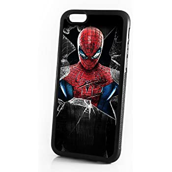 Coque Etui Spider-Man IPHONE 4 5 SE 5C 6 6+ 7 8 7+ 8+ 10 X XS  MAX