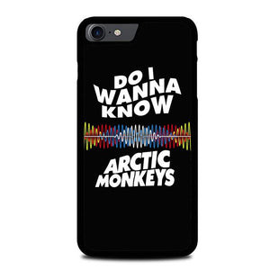 Arctic Monkey Do I Wanna Know Z3663 iPhone 7 , iPhone 8 coque