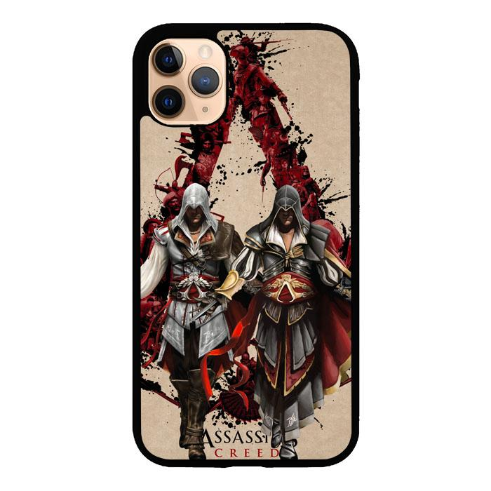 Assassin Creed Saga Poster Z3253 iPhone 11 Pro Max coque