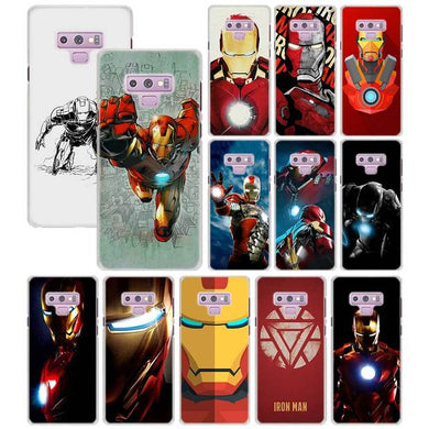 Coque Samsung Galaxy Note 9 Ironman