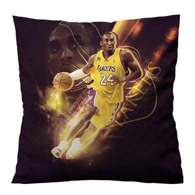 KOBE BRYANT THE LAKERS STYLE Housse de coussin