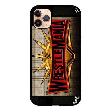 WWE WrestleMania 35 Z4586 iPhone 11 Pro Max coque