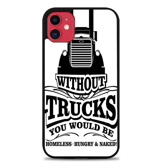 Without truck Z4996 iPhone 11 coque