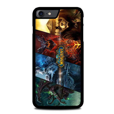 World Of Warcraft Z4850 iPhone 7 , iPhone 8 coque