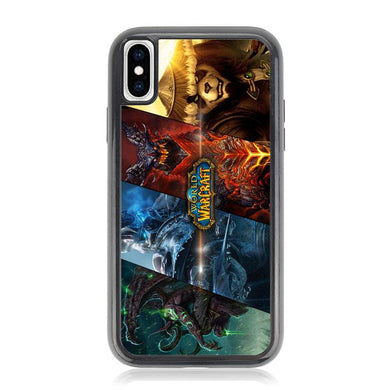 World Of Warcraft Z4850 iPhone XS Max coque