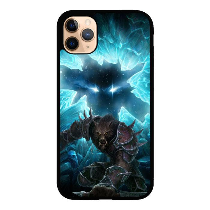 World of Warcraft Z3666 iPhone 11 Pro coque