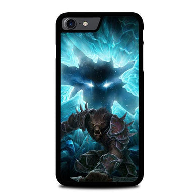 World of Warcraft Z3666 iPhone 7 , iPhone 8 coque