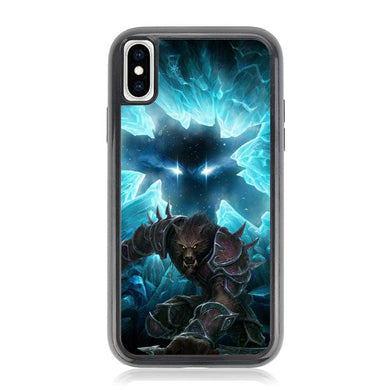World of Warcraft Z3666 iPhone XS Max coque