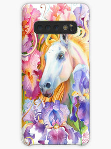 """Year of the Snake"" - Chinese Zodiac Watercolour  Samsung S10 Case"