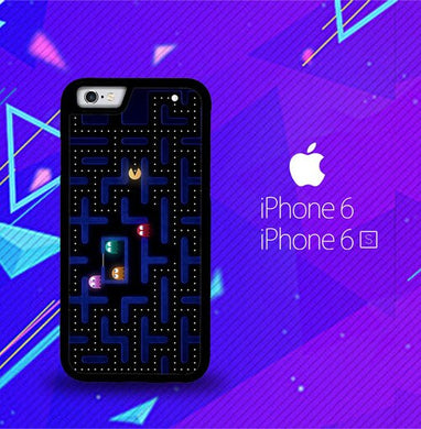 Pacman Game Z0602 coque iPhone 6, iPhone 6S