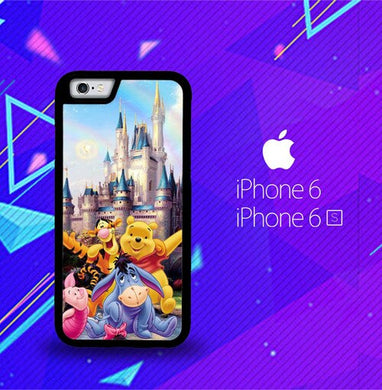 Winnie The Pooh disney Z0060 coque iPhone 6, iPhone 6S