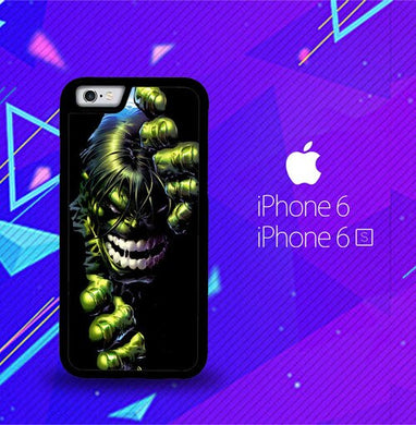 Superheroes The Incredible Hulk Z0047 coque iPhone 6, iPhone 6S