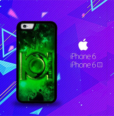 Green Lantern Symbol Z0137 coque iPhone 6, iPhone 6S