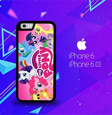 MY LITTLE PONY Z1358 coque iPhone 6, iPhone 6S